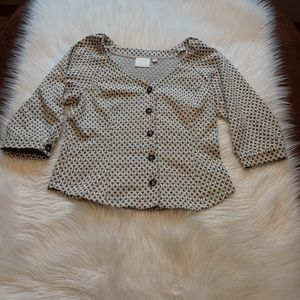 Women's Anthropologie top size M. $ 29.00 # A270
